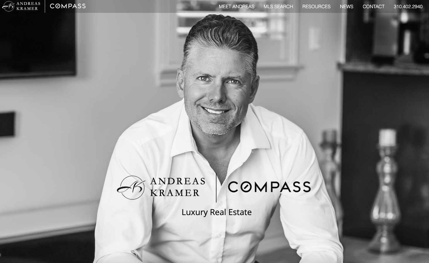 Andreas Kramer - Real Estate