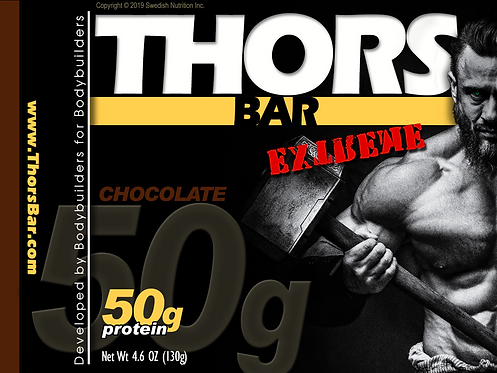 Thor's Bar - Chocolate 2 Twelve Pack Boxes
