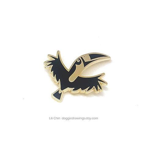 TOUCAN pin
