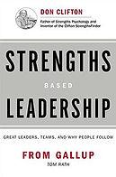 leadership - strengths based leadership.