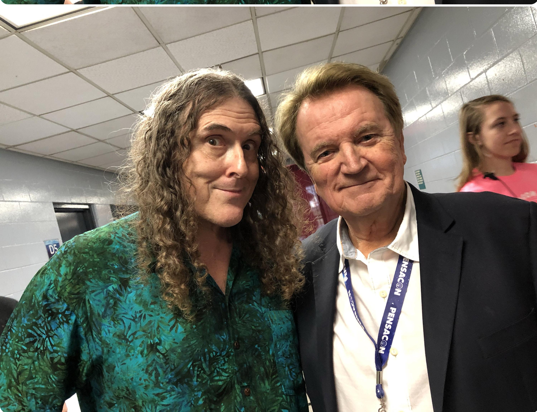 With Weird Al