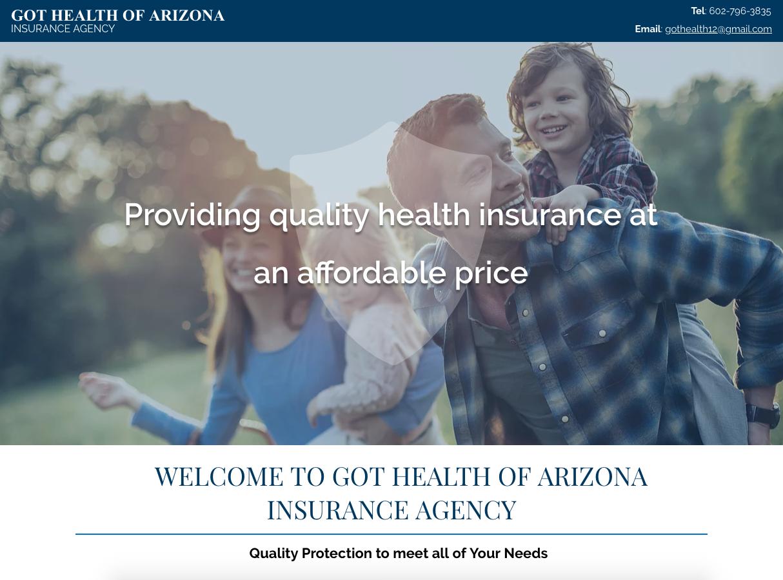 Got Health or Arizona