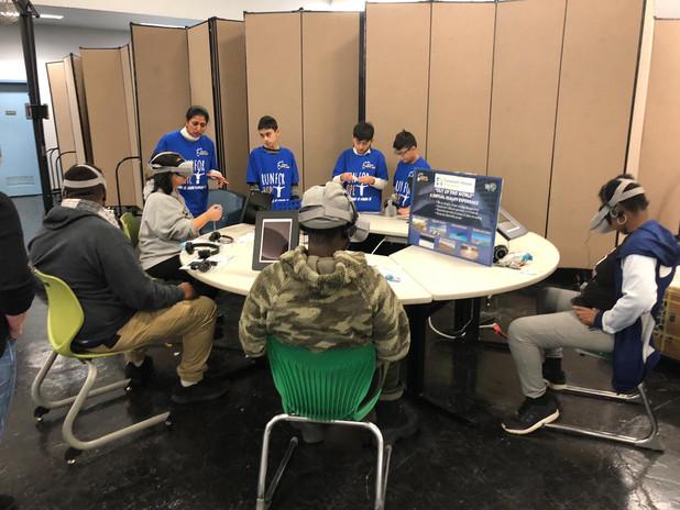 Cov House Virtual Reality Day.JPG