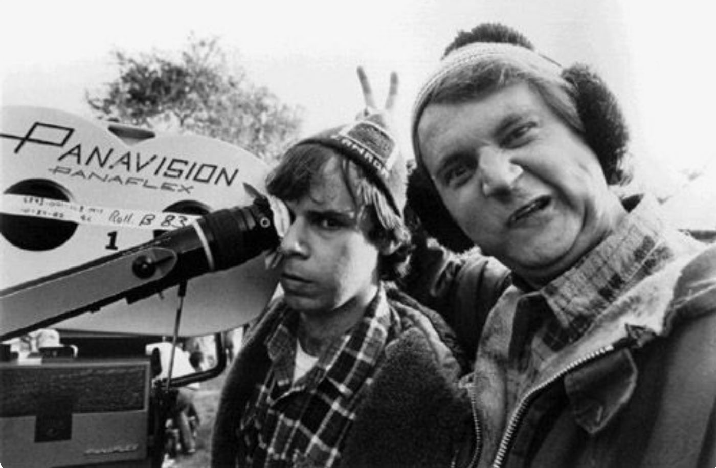 On Strange Brew set