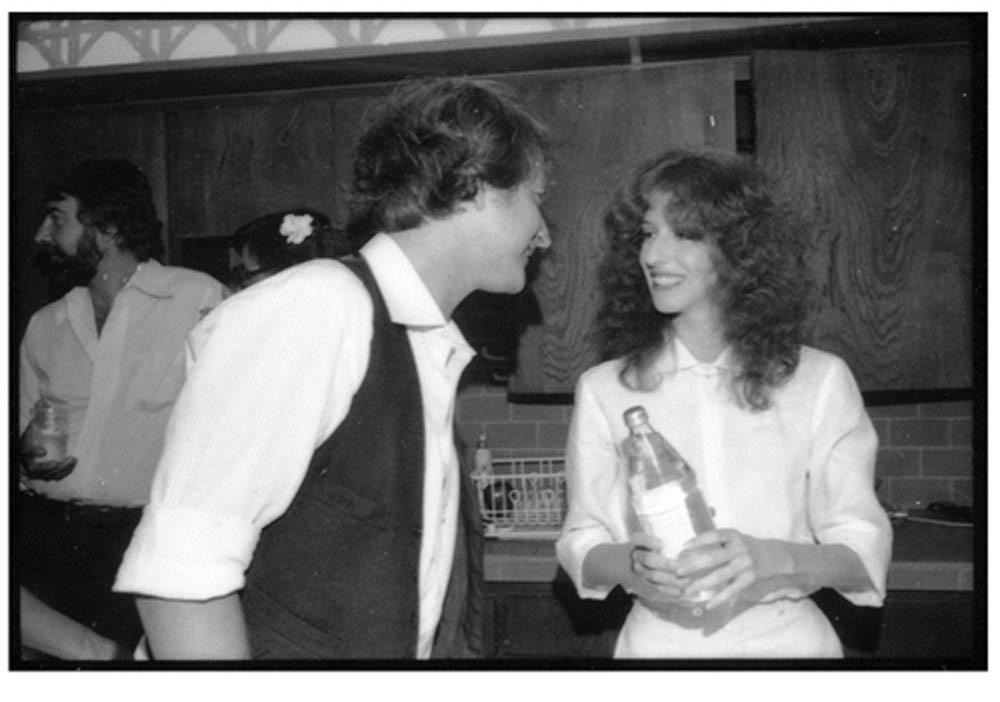 Larraine Newman & Dave copy