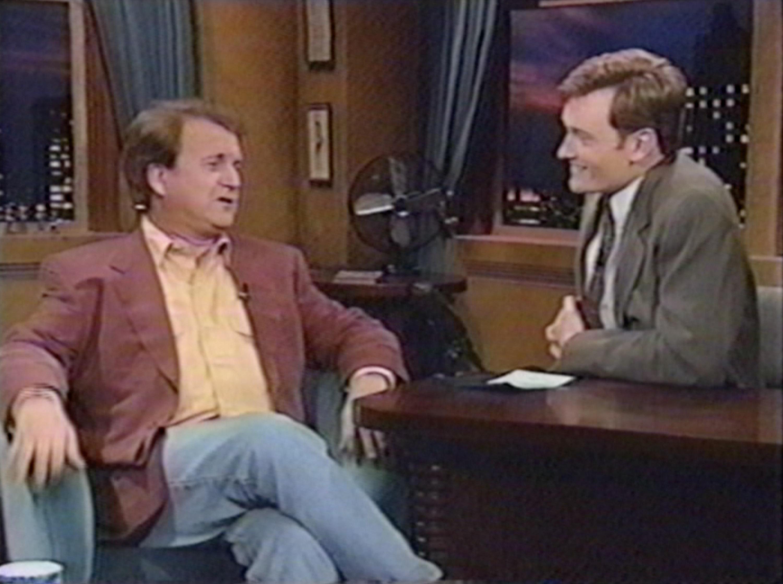 Dave and Conan