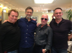 Fox Commissary with Stephen Nathan, Paul and Hart Hanson