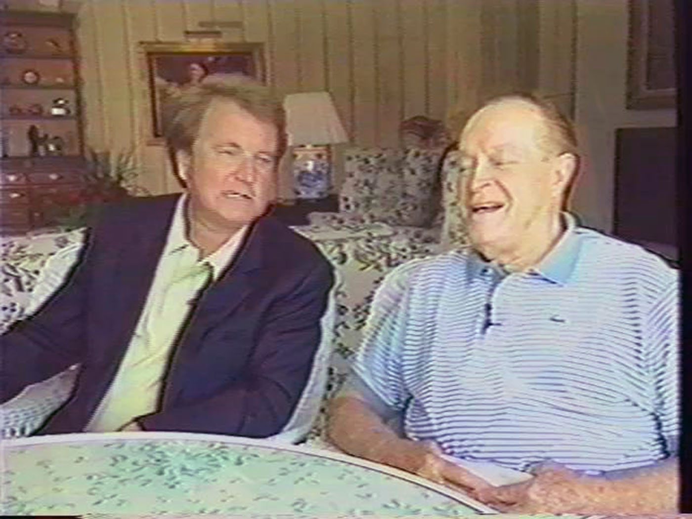 Dave and Bob Hope 5