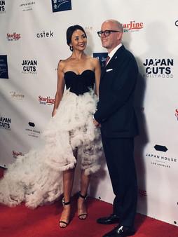 Doug and Shiho Red Carpet.jpg