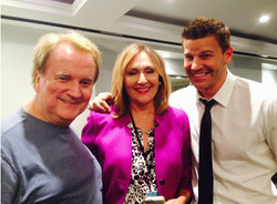 with David Boreanaz and Nora Dunn