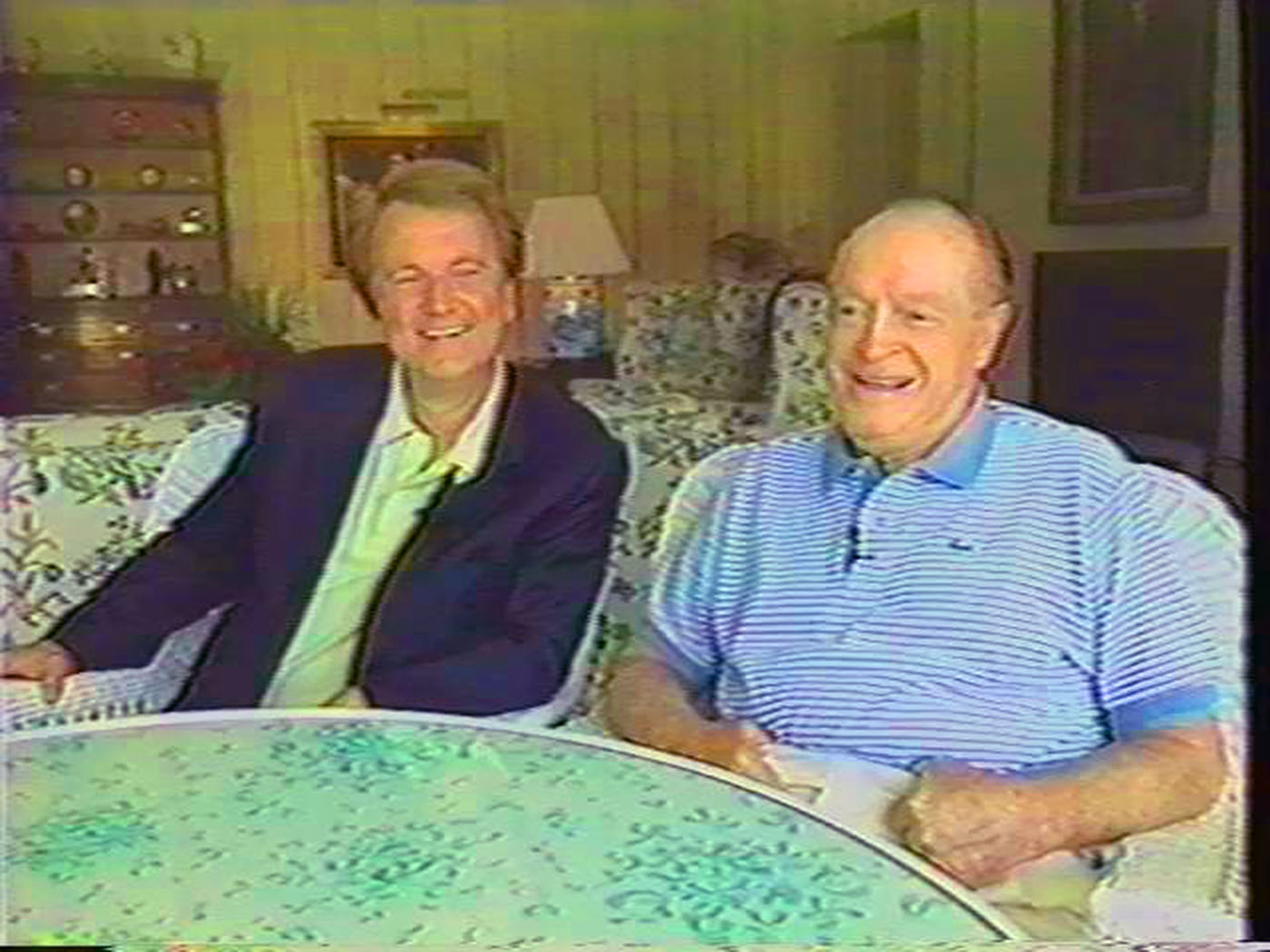 Dave and Bob Hope 6