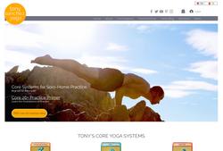 Tony Sanchez Yoga