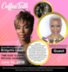 CoffeeTalk Conversation Podcast Tana M.
