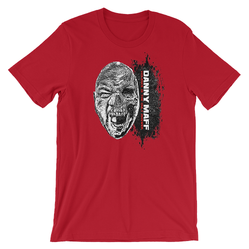 Violence is the only answer - Dan Maff Tee