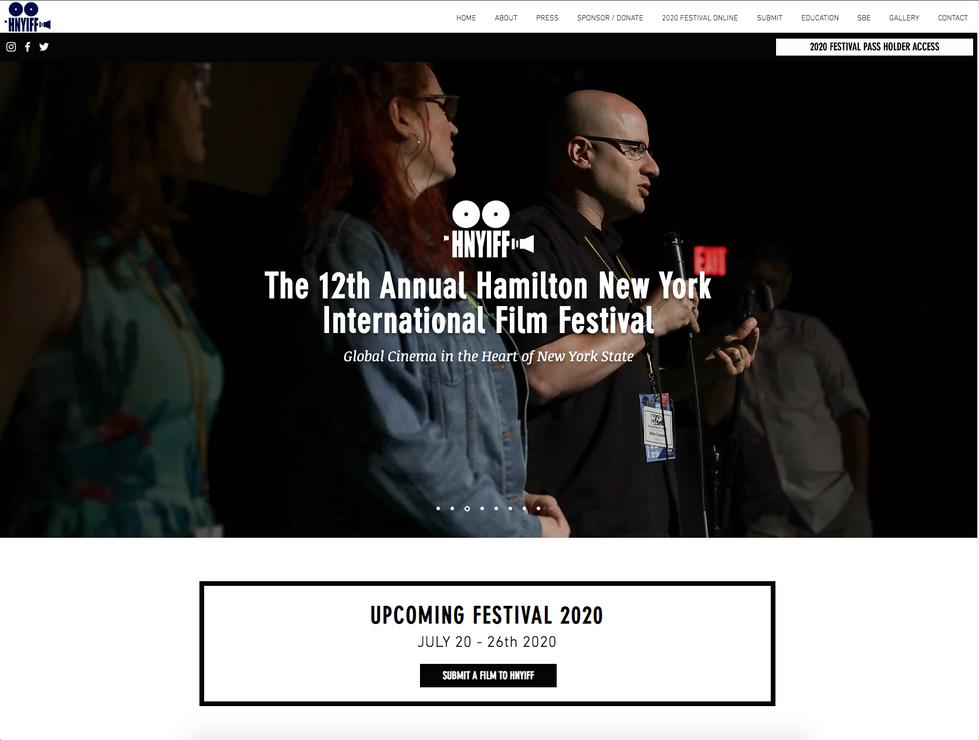 Hamilton New York International Film Festival