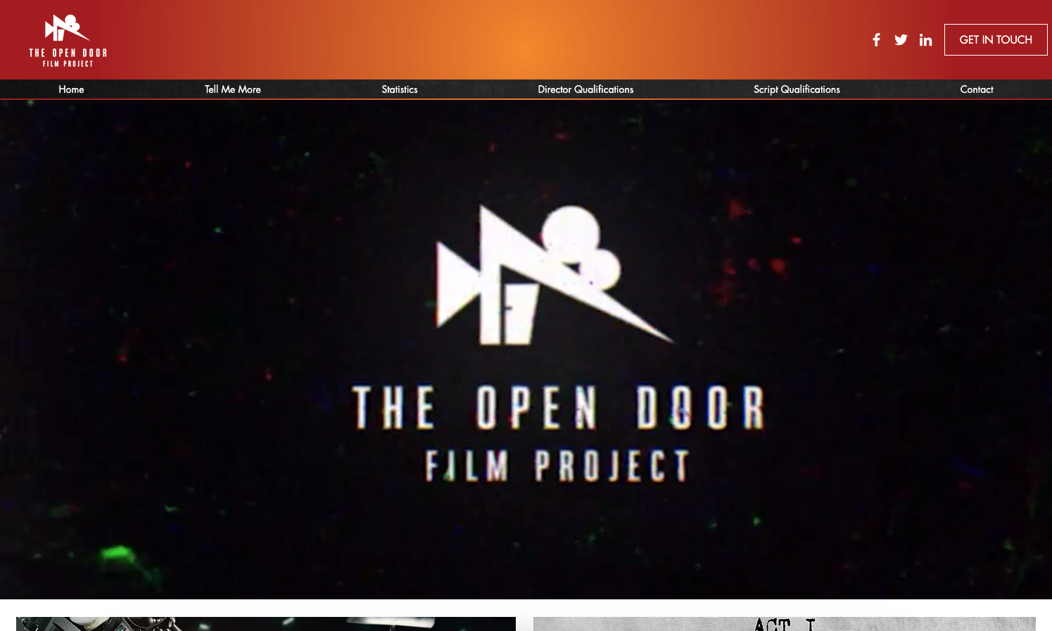 Open Door Film Project