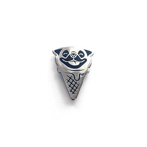 PUG Ice Cream Pin