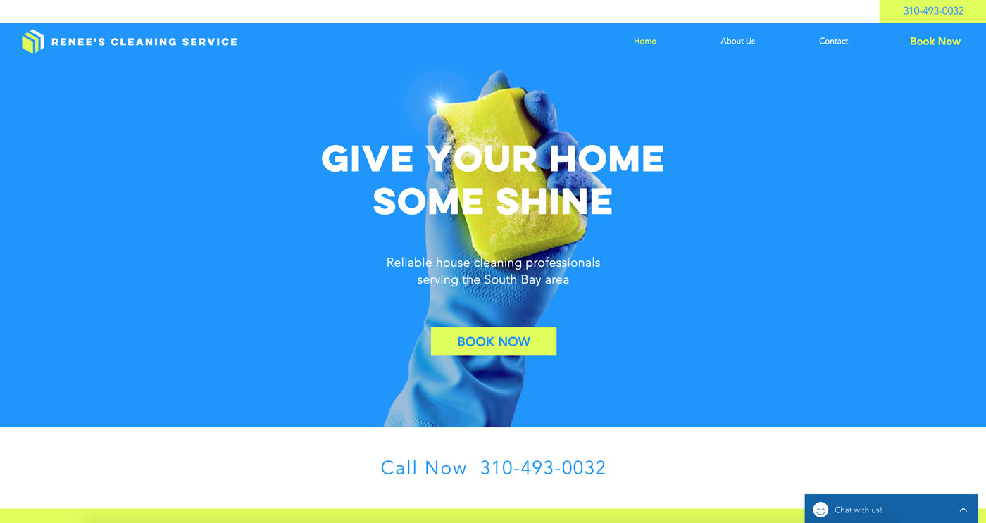 Renees Cleaning Service
