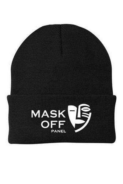 MaskOffPanel Beanies