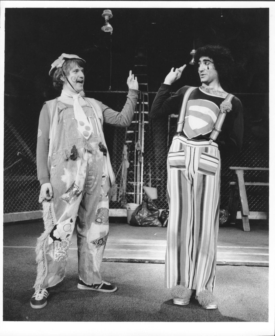 Dave & Gene Godspell 1973