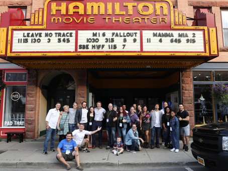 Your Neighbor: Hamilton natives bring Hollywood to Madison County with film festival