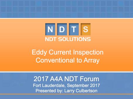 2017 A4A NDT ForumFort Lauderdale
