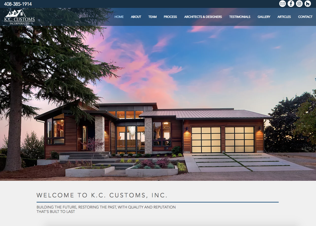 KC Custom Homes