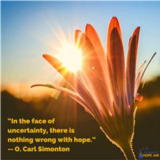 Charting a Course Forward With Hope!