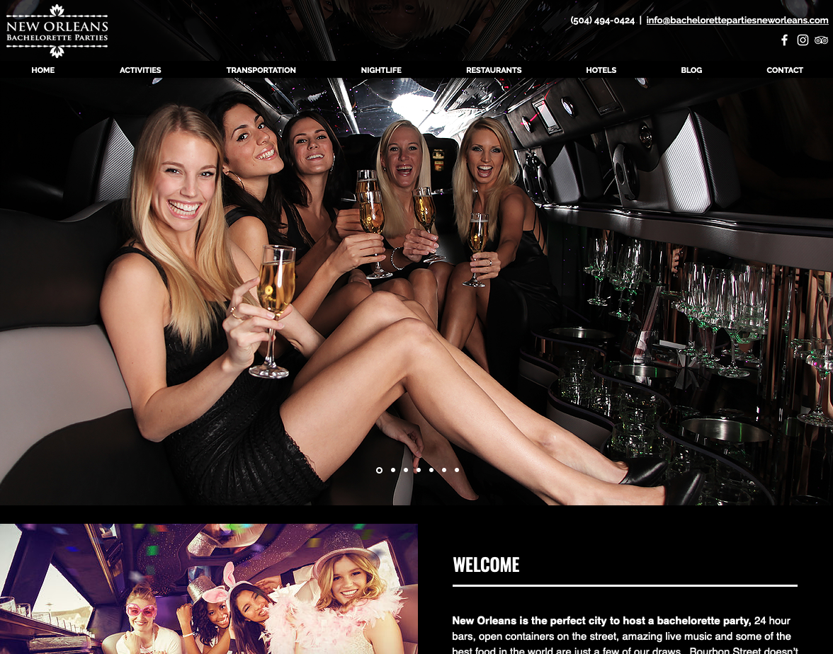 New Orleans Bachelorette Parties