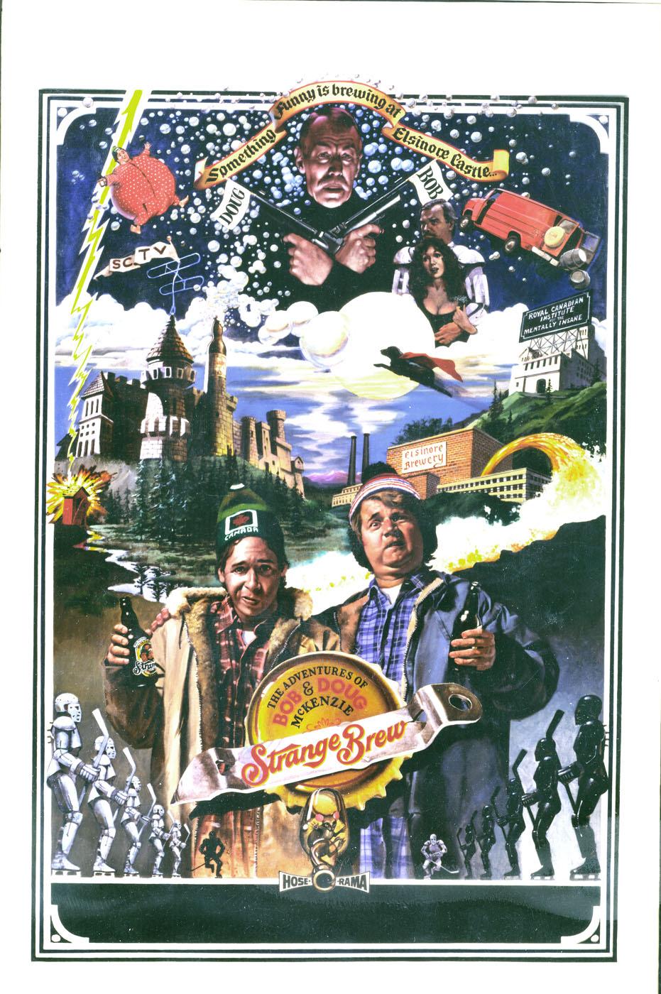 Strange Brew Poster2