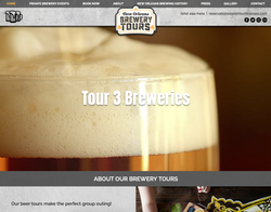 New Orleans Brewery Tours