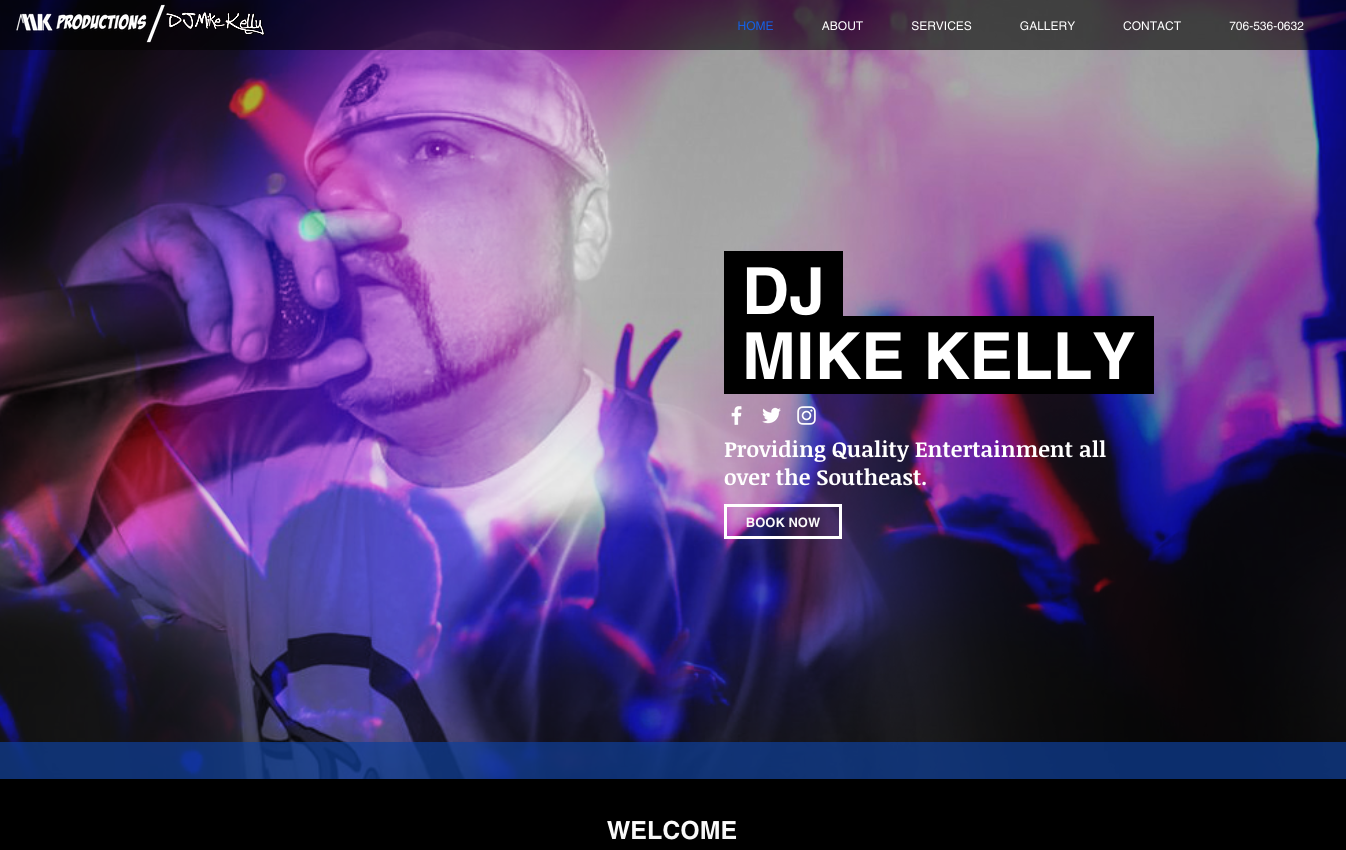 DJ Mike Kelly