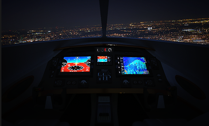 Iluminação hiper-realista 3D