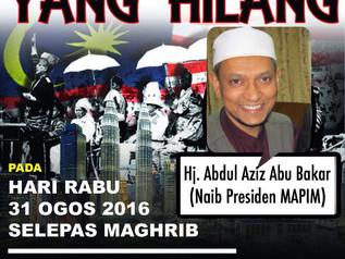 Sisi Gelap Malaysia Selepas 59 Tahun Merdeka