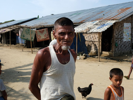 'Deeply Disturbing' Conditions For Rohingya In Myanmar, And Those Yet To Return