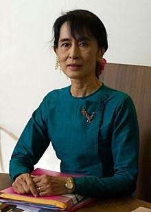 Penolakan Undang-undang Ke Atas Suu Kyi Boleh Dirayu