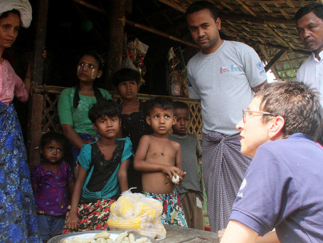 No One In Myanmar Should Be Left Behind : UN official