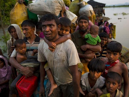 UN Official: Too Early For Rohingya Return