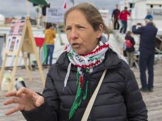 Membesar Saksi Derita Palestin