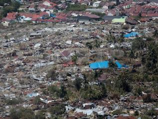 Gempa Palu, Lebih 1,000 Mangsa Hilang