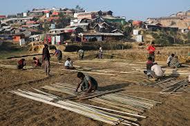 Musim Monsun Ancam Pelarian Rohingya