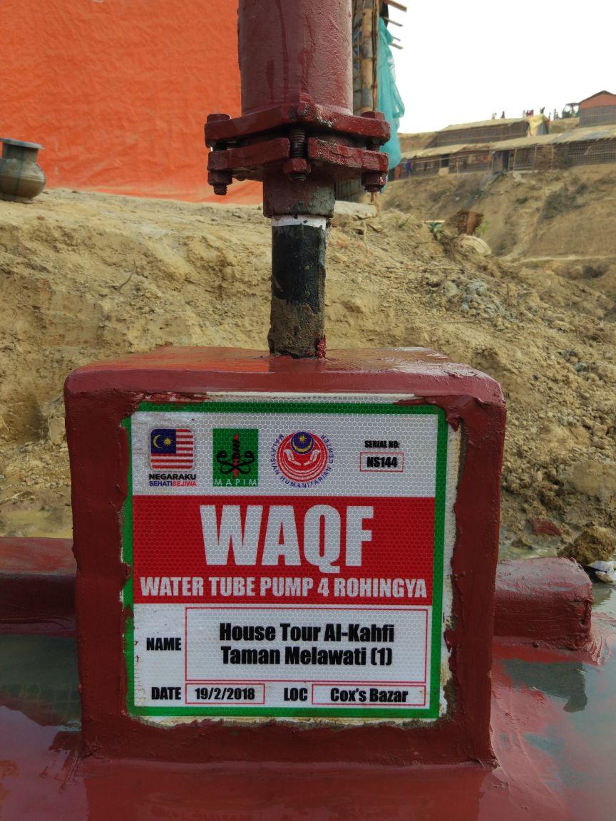 Wakaf-Tubewell-Rohingya-30