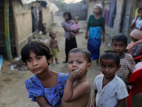 WHO Fokus Keperluan Kesihatan Di Kem Pelarian Cox's Bazar