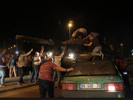 MAPIM kutuk cubaan rampasan kuasa di Turki