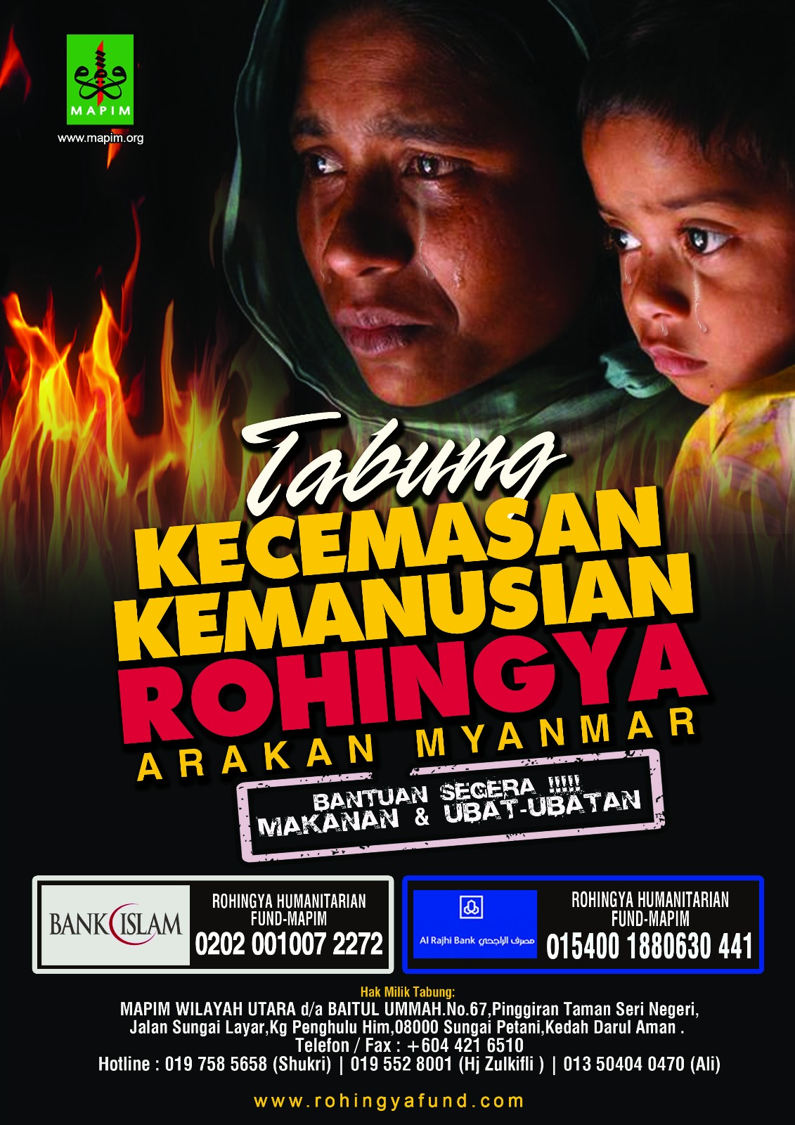 Tabung Rohingya