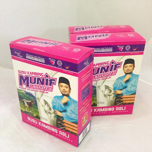 Susu Kambing Munif - Better Goat