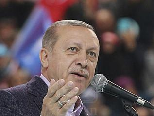 Israel Pengganas, Pembunuh – Erdogan