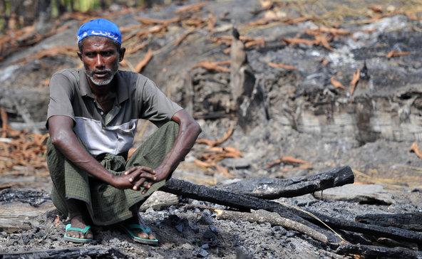 Pelarian Rohingya
