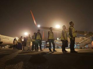 Team Ke-2 Misi Bantuan Bencana Sulawesi Tengah MAPIM Malaysia Selamat Tiba