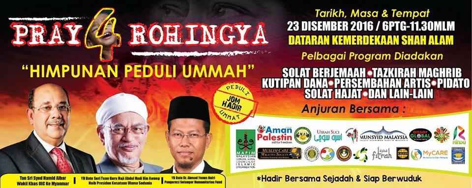 Pray 4 Rohingya